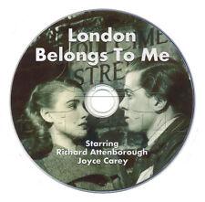 London Belongs To Me ...aka... Dulcimer Street (1948) DVD (Richard Attenborough)