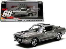 New Listing1967 Ford Shelby Mustang Gt500 Eleanor Gone In 60 Seconds 1/43 Greenlight 86411