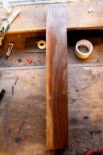 lightly curly black walnut neck blank tone-wood luthier craft lumber turning 946