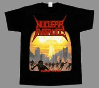 NUCLEAR ASSAULT - Game Over - Shirt - Metal Thrash Slayer Anthrax