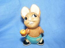 Pendelfin Rabbit Pippin With An Apple For The Teacher Boxed