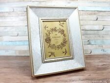 """5X7"""" Sparkly Silver Photo Picture Frame Wall Decor"""