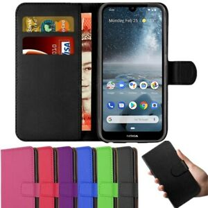 Case for Nokia 8.3 2.4 3.4 5.3 2.3 1.3 Leather Magnetic Flip Wallet Stand Cover