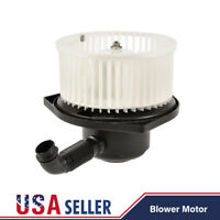 700046 Heater A/C Blower Motor with Fan Cage for Nissan Sentra Forester Frontier