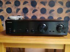 Onkyo A-9155 Stereo Verstärker mit Fernbedienung Phonoeingang