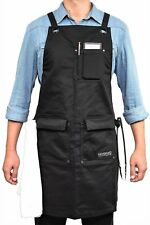 Chef Kitchen Apron with Double Towel Loop for Cooking Grill and Bbq (M - Xxl)