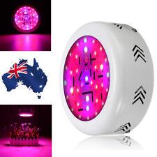 300W LED Grow Light UFO Round Lamp Red Blue UV Full Spectrum For Hydro Plant Veg