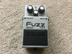 Boss FZ-5 Fuzz Barely Used!