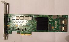LSI MegaRAID SAS 8704ELP L1-01116-04 PCIe x4  *wurde getestet*