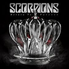 Scorpions-return to Forever 50th Anniversary Collectors Box Limited pm EDT NEUF