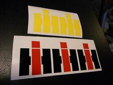5 SM INTERNATIONAL HARVESTER DECAL STICKER IH DIESEL   ANY COLOR  4X4 TRUCK 4WD