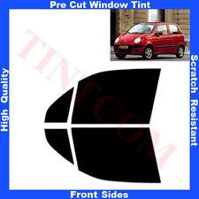 Pre Cut Window Tint Daewoo Matiz 5Doors Hatchback 1998-2004 FrontSides Any Shade