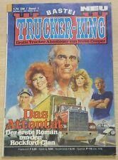 Trucker-King (Bastei) Nr. 1-250 kpl. im Zustand 0-1