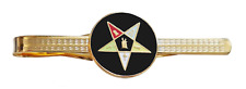 Order of the Eastern Star Masonic Freemasonry Tie-Slide