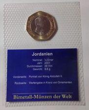 Bi-Metall Münzen aus Ägypten & den arabischen Staaten