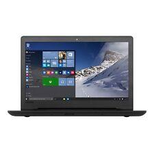 "NEW Lenovo Ideapad 110 15.6"" Laptop/AMD Quad Core/4GB/1TB/Bluetooth/Win10/Black"