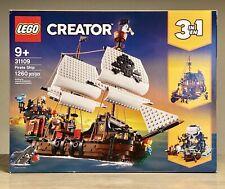 LEGO 31109 Creator Pirate Ship *Brand New & Fast Shipping*