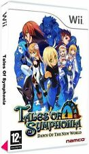Tales Of Symphonia Dawn Of The New World Nintendo Wii Game