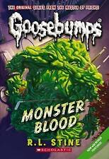 Monster Blood by R L Stine BRAND NEW Goosebumps Book - FREE POST!