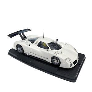 Reprotec Slot Cars 501001 Nissan R390 Tuning Le Mans Racing Blanco 1:32