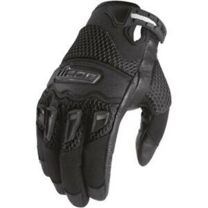 Icon 29er Twenty-Niner CE Mens Gloves - Motorcycle Street Riding Textile Summer