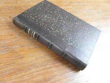 JULES LECOMTE / LE POIGNARD DE CRISTAL Michel Levy 1856 EDITION ORIGINALE