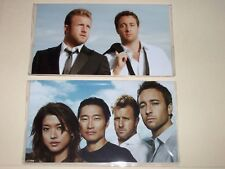 Hawaii Five-0  ALEX O'LOUGHLIN  Pocket Calendar Hawaii Five-O