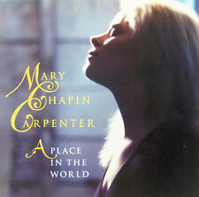 Mary Chapin Carpenter : Place in the World CD (1996)