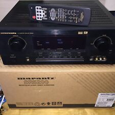 Marantz SR5200 Recepteur Audio Video Surround Av Receiver 230V +Remote Boxed VGC