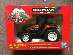 VINTAGE BRITAINS LTD FARM 9490 FIATAGRI (NEW HOLLAND) M160 TRACTOR