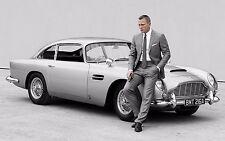 "Skyfall James Bond  Canvas 20""x30"""