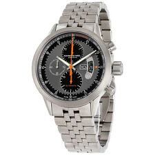 Raymond Weil Freelancer Grey and Black Dial Titanium Mens Watch RW-7745-TI-05609