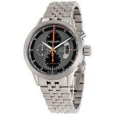 Raymond Weil Freelancer Grey and Black Dial Titanium Mens Watch RW-7745-TI-05609