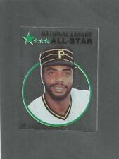 1982 O-Pee-Chee Baseball Sticker Dave Parker #127 All-Star Foil Pirates *MINT*
