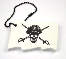 Captain Morgan White ron llavero estados unidos key Chain anillo piratas Style