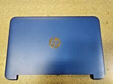 hp stream 11-n084sa top lid plastic casing blue