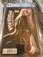 Amazing Spider-Man #4 J Scott Campbell Variant 1st Silk CGC 9.0 New Marvel Show!