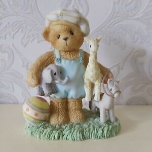 Cherished Teddies Club Brent Good Friends Are Always By Your Side 111689 CS421