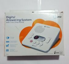 AT&T Digital Answering System Machine Model 1740