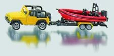 SIKU 1658 super (blisterverpackung) Jeep mit Boot