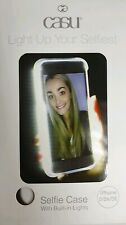 Casu LED SELFIE caso para IPHONE 5 5S SE