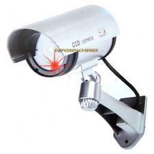 Caméra de surveillance factice intérieur/extérieur