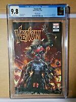 Venom #29   CGC 9.8 Kael Ngu Variant Cover Frankies Golden Apple Knull Wrestling