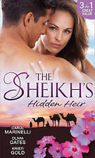 The Sheikh's Hidden Heir, Gates, Olivia, Gold, Kristi, Marinelli, Carol, Very Go