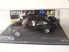 CAL359 OPEL LOTUS OMEGA 1989/1992 NEGRO