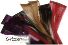 Skin Weft Haarsträhne + 3x Tape , * 60 cm * Farbwahl NEU aus indischem Echthaar