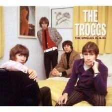 THE TROGGS - THE SINGLES A'S & B'S - 3 CD  79 TRACKS INTERNATIONAL POP  NEW+