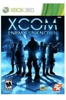 Xcom Enemy Unknown XBOX 360/Xbox One Game Aliens