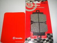 PASTIGLIE FRENO BREMBO ANTERIORE 07021 SCARABEO (motore Yamaha) 1002000