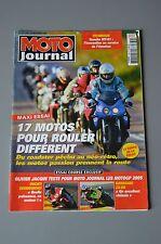 MOTO JOURNAL 1639 YAMAHA MT-01 500 Tmax DUCATI Desmosedici KAWASAKI ZX-RR MotoGP